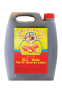 O02 Cock Brand Oyster Sauce (5.5kg)