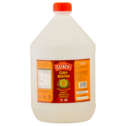 V05 Elisen White Artificial Vinegar R 3kg
